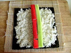 Как приготовить рис для роллов пошагово с